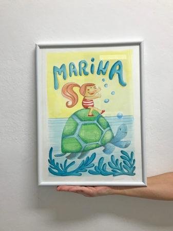 cuadro-marina
